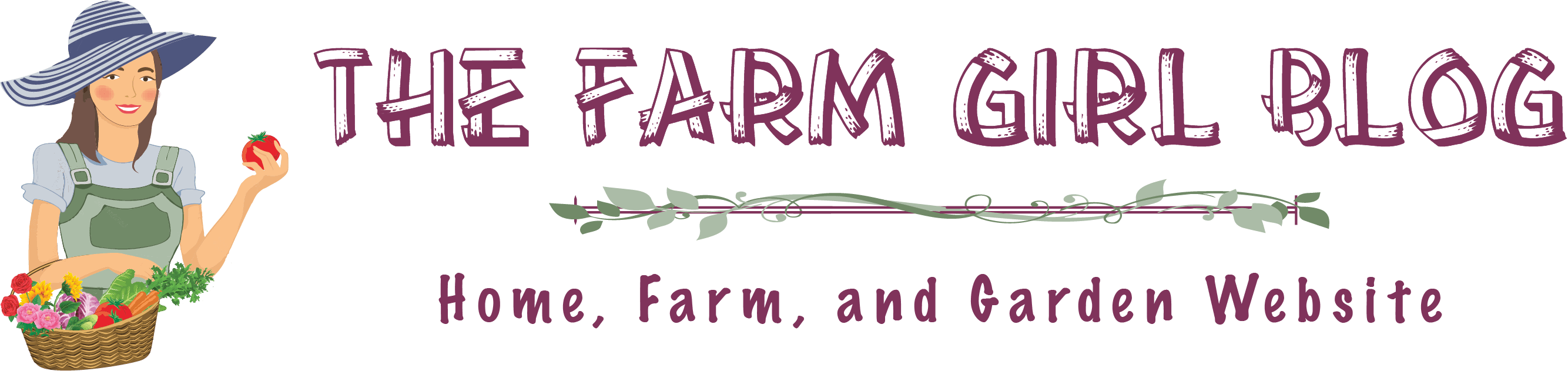 The Farm Girl Blog logo