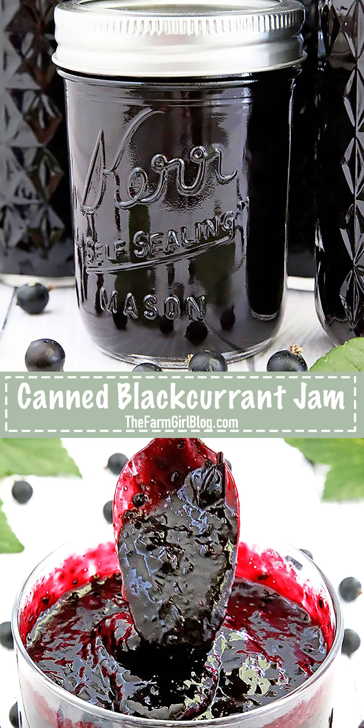 Have you ever tried blackcurrant jam? It's one of my favorite jams. Canned Blackcurrant Jam Recipe is much easier to make than you can imagine. I have several blackcurrant bushes in my garden. The jam comes into production fairly